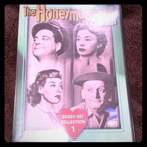 Honeymooners Lost Episodes boxed set